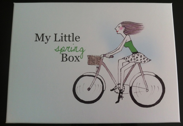 My Little Spring Box, Avril 2012
