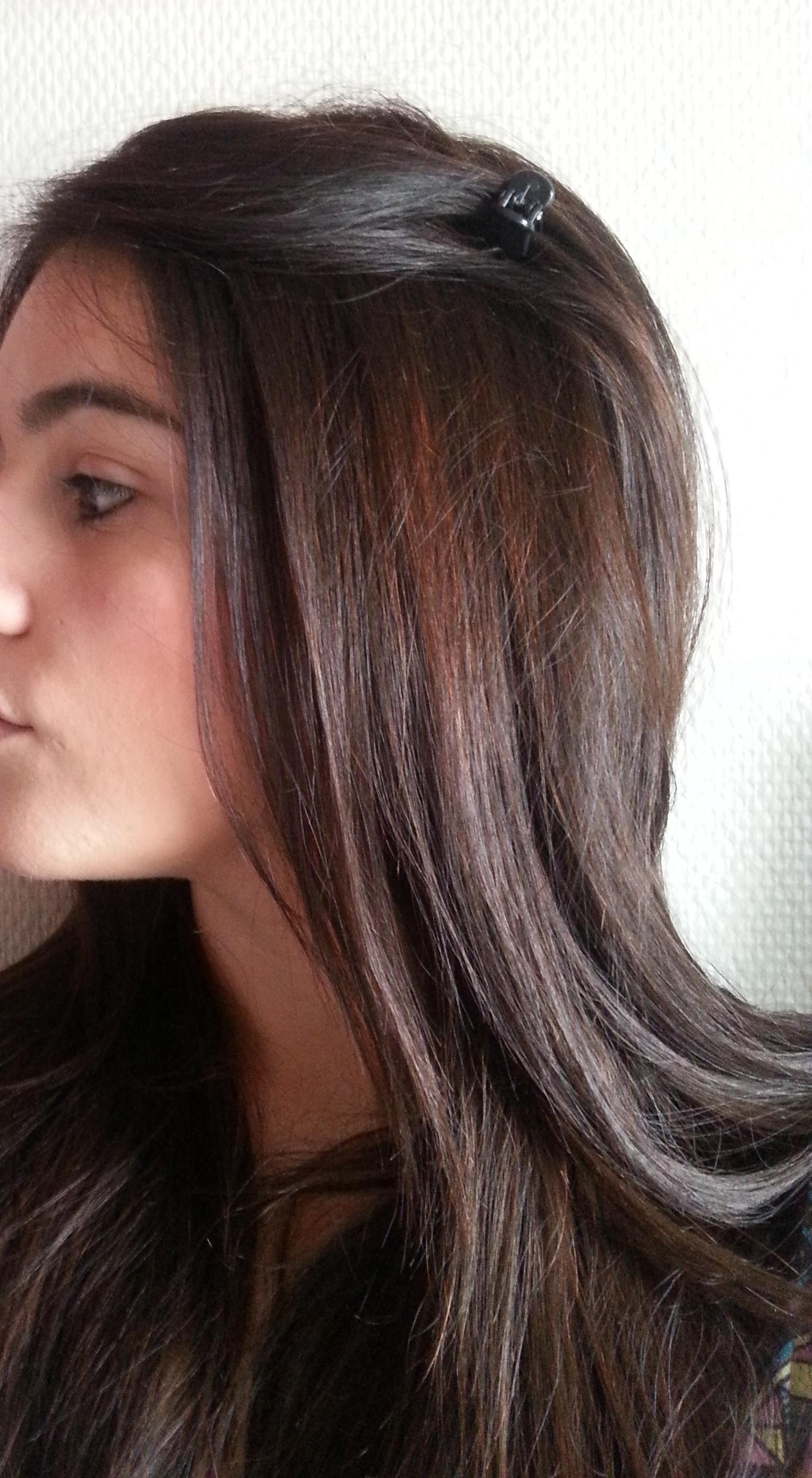 cheveux bruns cuivres printemps ete 2013 blog beautychihuahua - Claircir Les Cheveux Colors