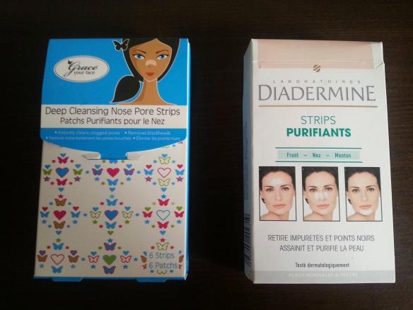 Duel de Patchs Purifiants : Grace Your Face VS Diadermine