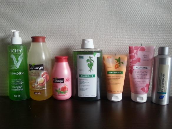produits-dans-la-douche