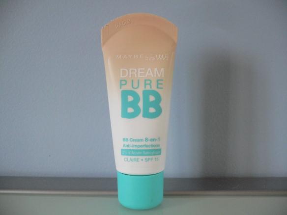La BB cream des peaux mixtes à imperfections